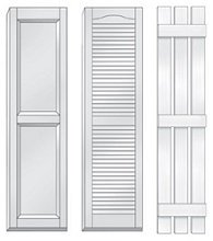 shutter replacement in chattanooga