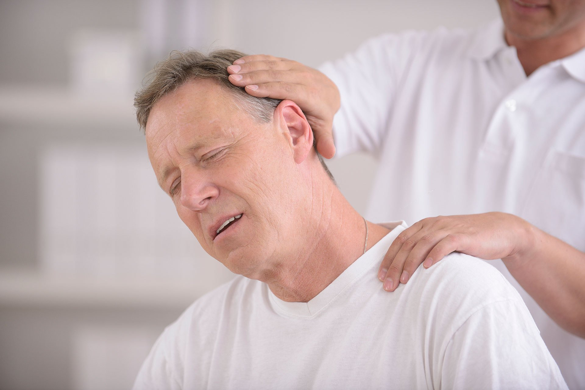 Neck Pain Treatment San Antonio, TX