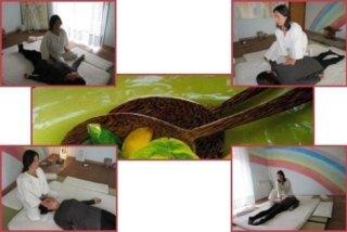trattamento shiatsu