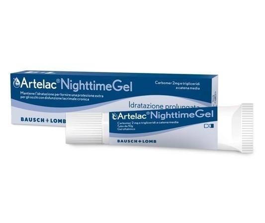 Gocce oculari Artelac protezione notte