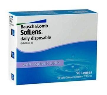 Lenti a contatto giornaliere SDD SofLens (Pack 90 Lenti)