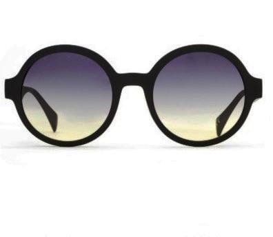 Occhiali da sole Donna I.I EYEWEAR colore NIGHT BLACK