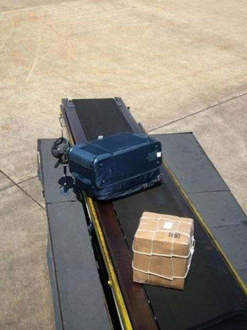 Nastri per aeroporti