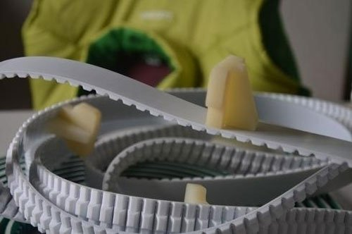 Cinghie dentate tasselli