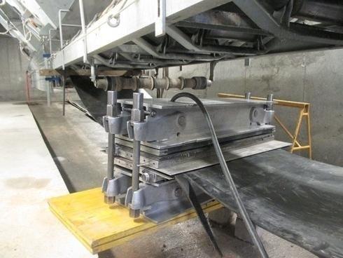 Manutenzione nastri inerti