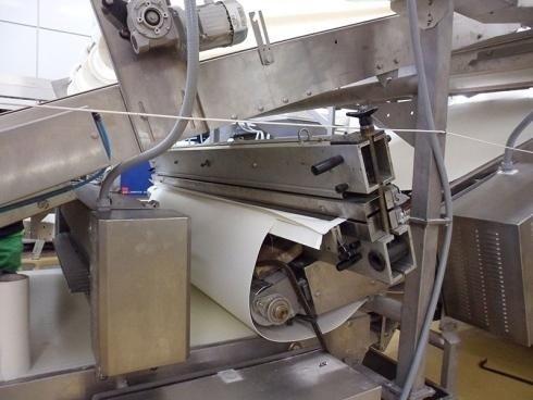 Manutenzione nastri larghi