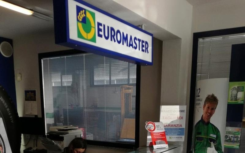 manutenzione veicoli euromaster