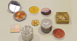 Moulds for cosmetics
