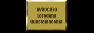 Avvocato Loredana Guastamacchia