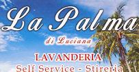 LAVANDERIA LA PALMA - LOGO