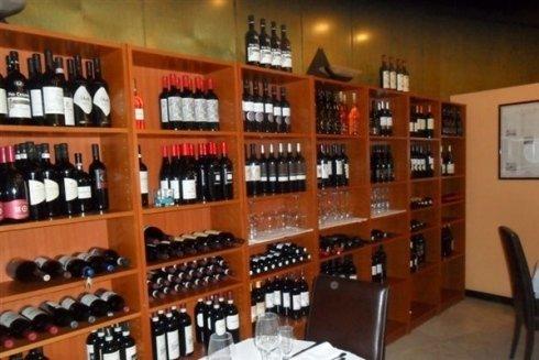 Ampia scelta vini