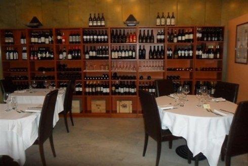 Ampio mobile vini