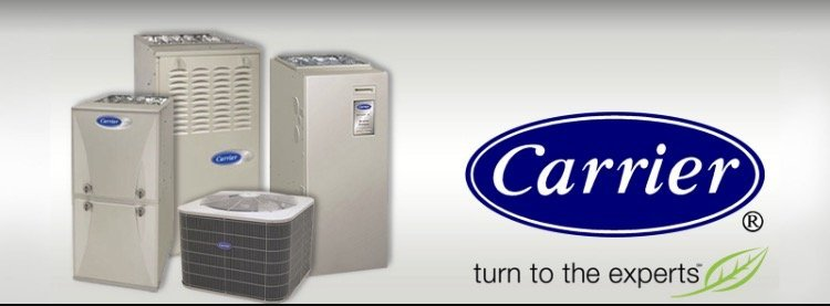Carrier central AC units