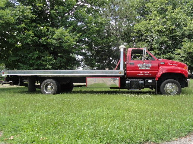 Wisconsin Rapids Most Preferred Towing Company!