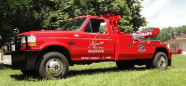 Auto towing services in Wisconsin Rapids, WI