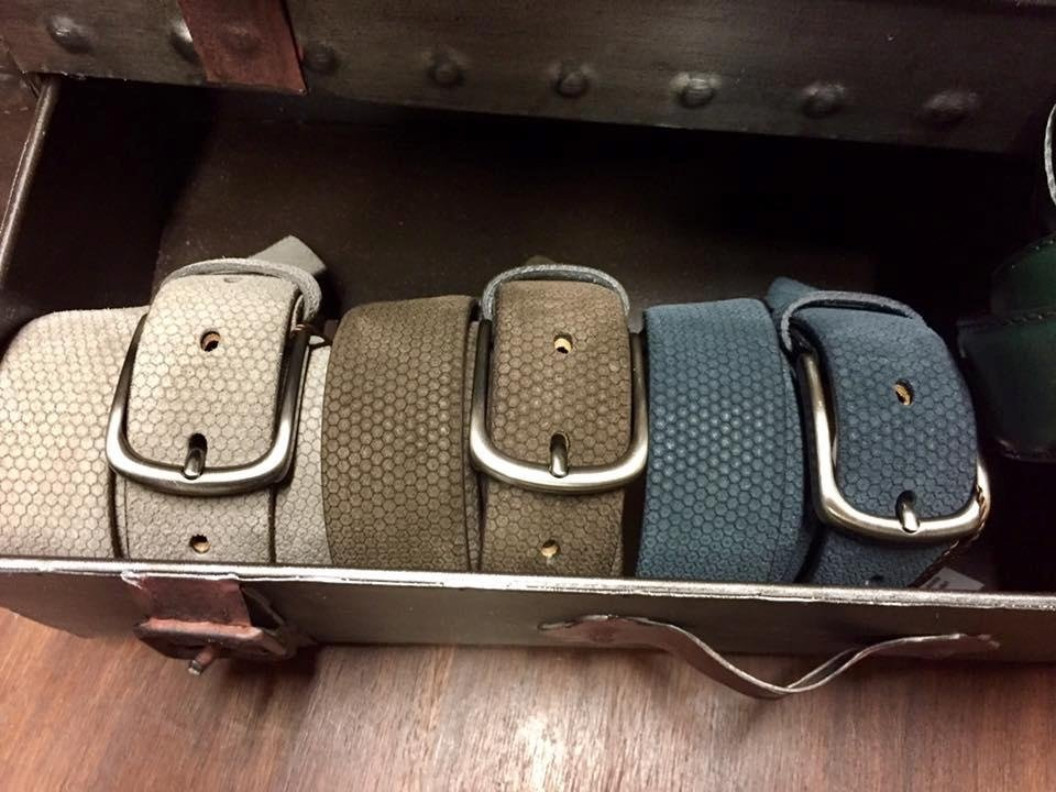 Cinture Italian Belts