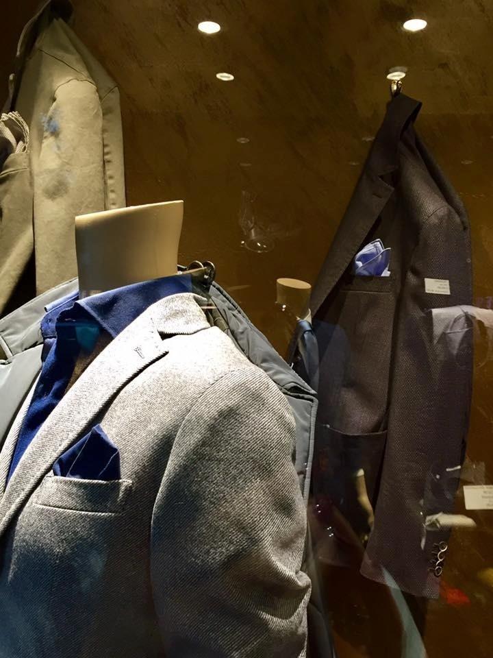 negozio giacche eleganti bologna