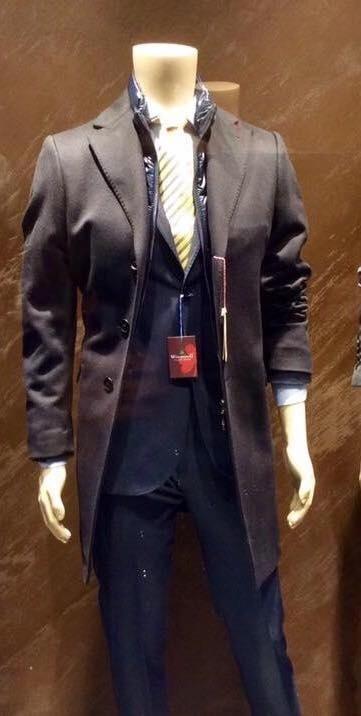abbigliamento uomo classico