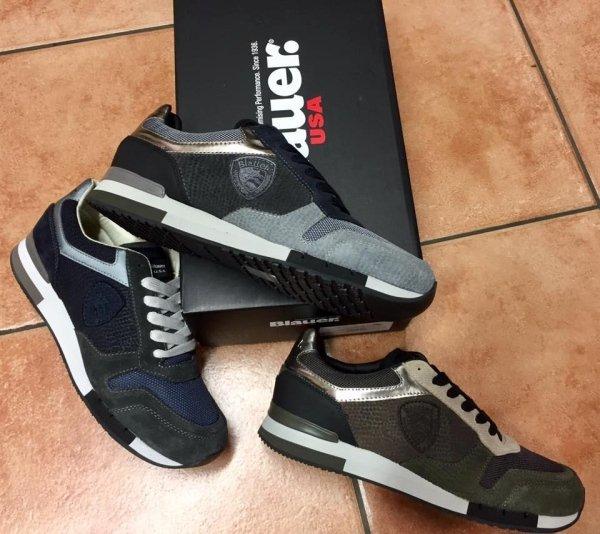scarpe blauer