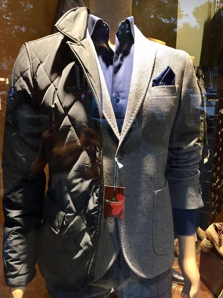 abbigliamento sartoriale uomo