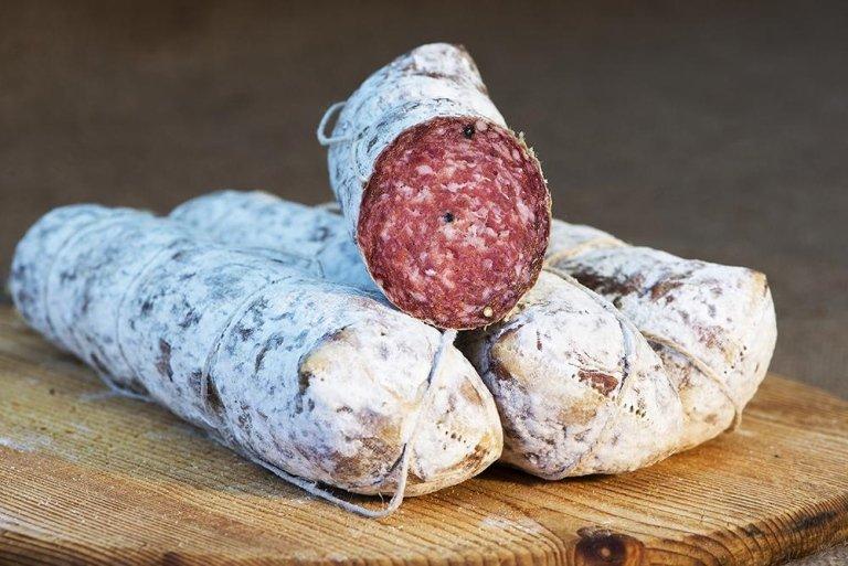 classic salami