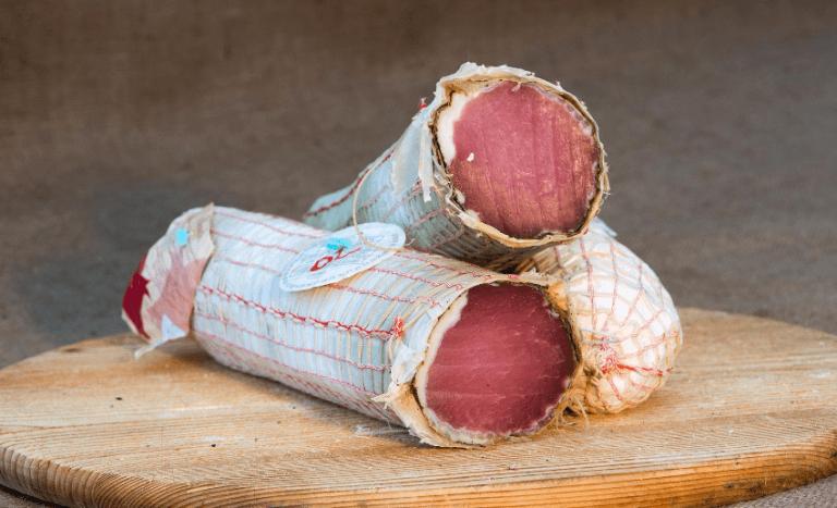 Lombata - cured pork loin