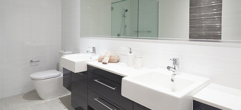Bathroom renovations in Illawarra