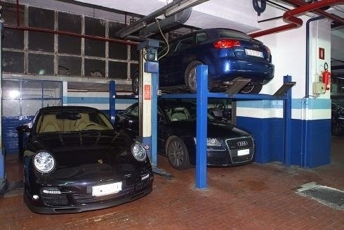 parcheggio auto roma centro