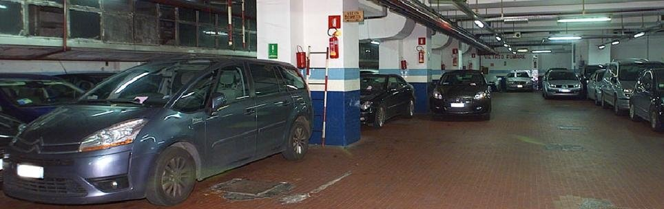 parcheggio custodito roma centro