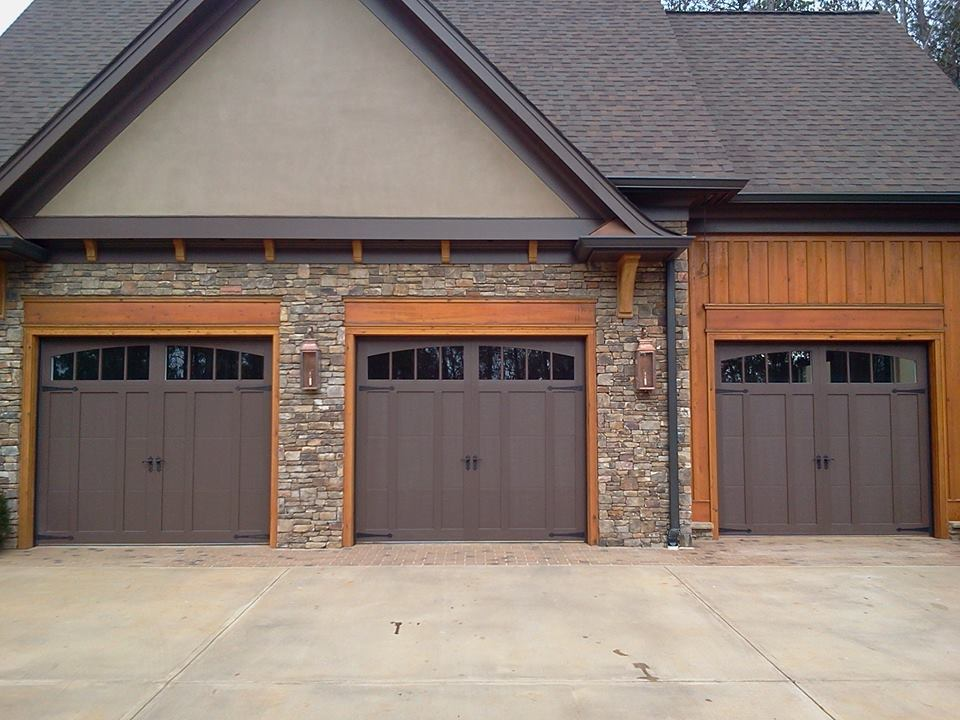 Our Project Gallery In Newnan Ga Mid Georgia Garage Doors