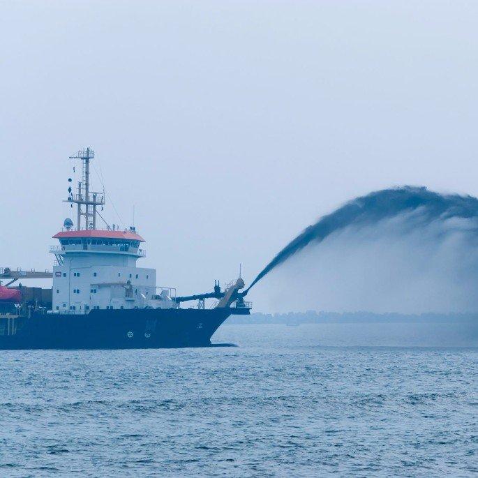 Hydraulic Dredging Sneads Ferry NC