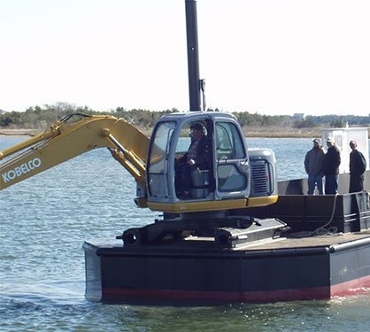 Dredging Contractors Sneads Ferry NC