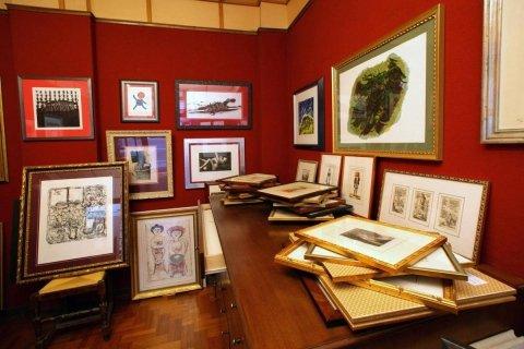 negozio d'arte