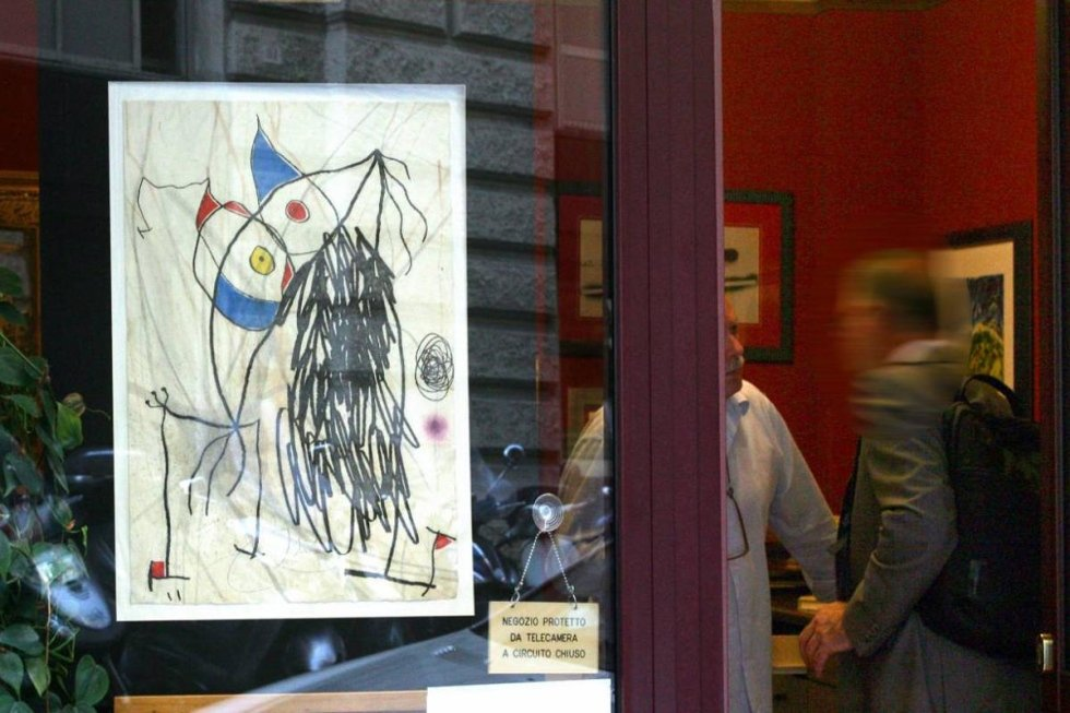 vendita opere pittoriche
