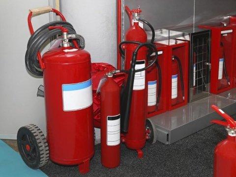 Vendita attrezzature antincendio