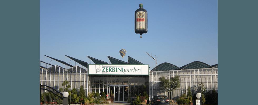zerbini garden a Ferrara