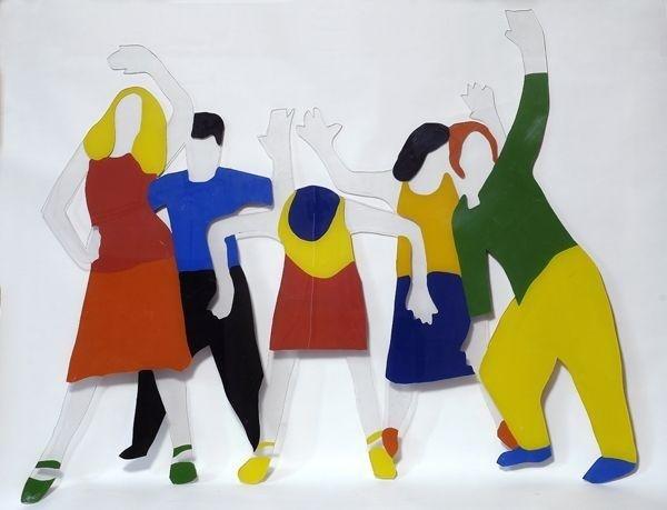 Opera di Marco Lodola