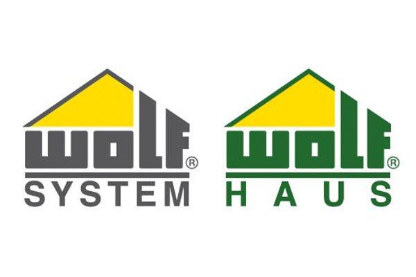 logo wolf system wolf haus
