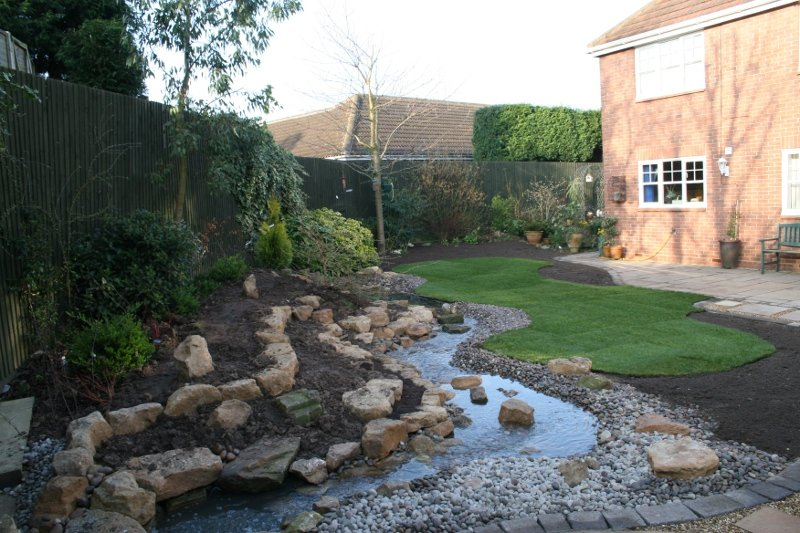 Gardening and landscaping services nottingham gardens2u for Garden design nottingham