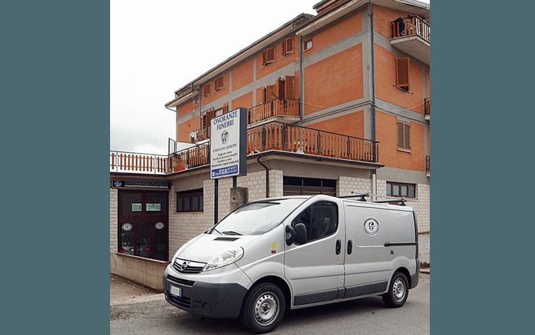 Agenzia funebre, Mentana, Roma, Poggio Moiano, Rieti