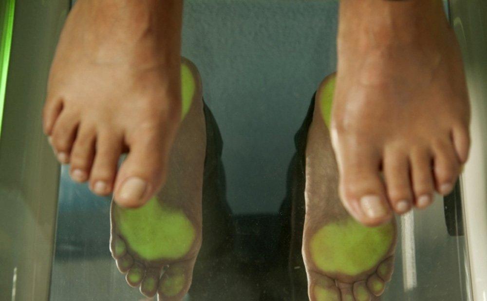 strumento controllo piedi