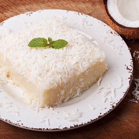 torta al coco