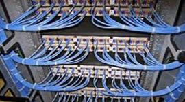 Impianti elettrici per rete dati telefonici