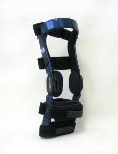 Custom knee brace in Bigfork, MT
