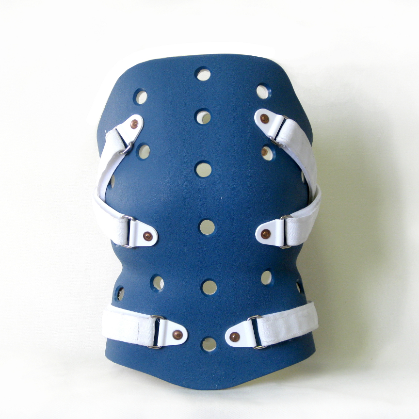 Spine brace used for orthotics in Whitefish, MT