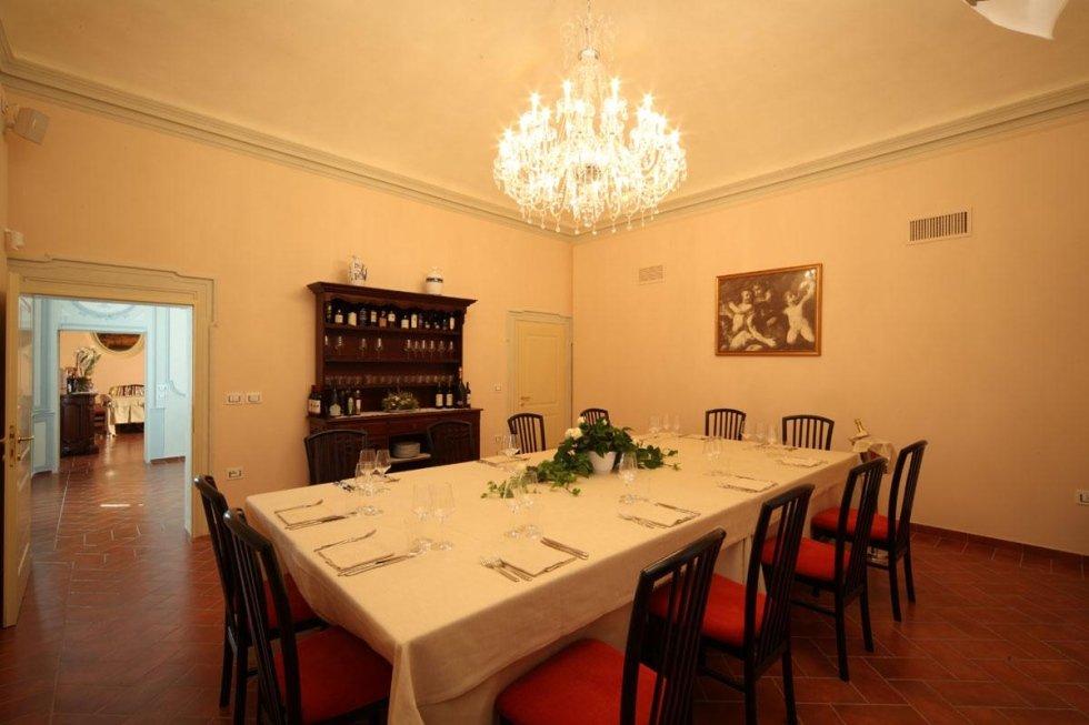 il ristorante Giardino bologna
