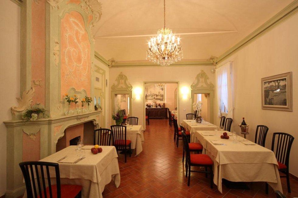 ristorante il giardino Budrio