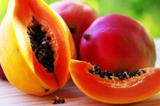 vendita papaya