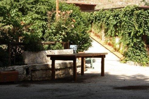 area attrezzata e giardino