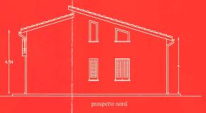 pianta per costruzione casa